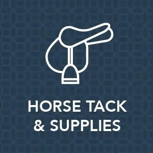 horse tack and supplies